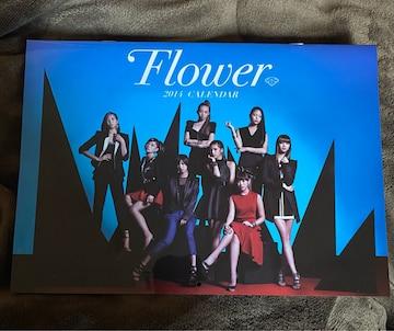 Flower?2014年非売日カレンダー(^。^)