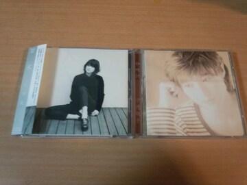 宇徳敬子CDアルバム2枚セット★「砂時計」「氷」MIKE