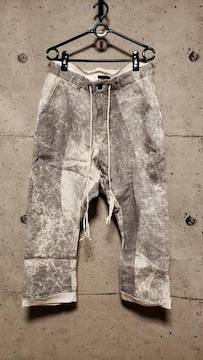 新品KMRIIケムリ Powder Storm Layered Pants 3 white