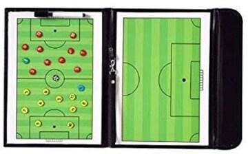 ≪勝利を勝ち取れ≫ サッカーボード コーチ戦略指導 作戦盤 作戦