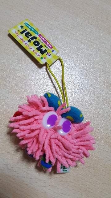 ピンクのMoja!  ミニマスコット★未使用品 < おもちゃの