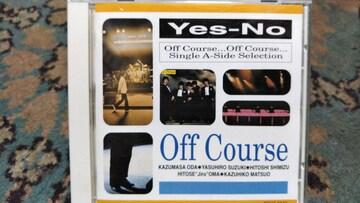 OFF Course(オフコース) Yes-No シングルA-Sideセレクション ベスト