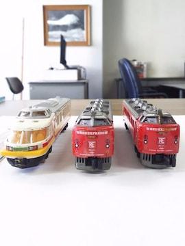 ジャンク!JR電車、クロ165‐3パノラマエクスプレス&クハ481-011RED EXPRESS*2
