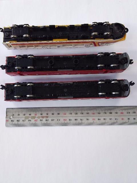 ジャンク!JR電車、クロ165‐3パノラマエクスプレス&クハ481-011RED EXPRESS*2 < ホビーの
