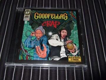 GOODFELLAS『CRAP』廃盤(I-DeA,刃頭,DJ MITSU THE BEATS,KILO)