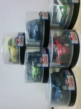 �Gワンダプルバックカーコレクション 全6種