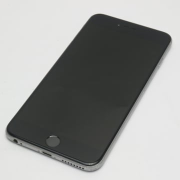 ●安心保証●良品中古●au iPhone6 PLUS 64GB スペースグレイ●