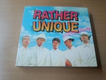 RATHER UNIQUE CD「R.U Party」EXILE USA MAKIDAI 初回DVD付●