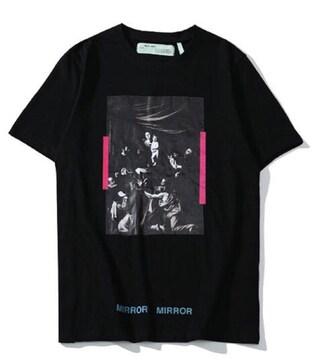 新品 イラストTシャツ Lサイズ