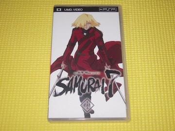 PSP★即決★サムライセブン 第五巻★52分★VIDEO