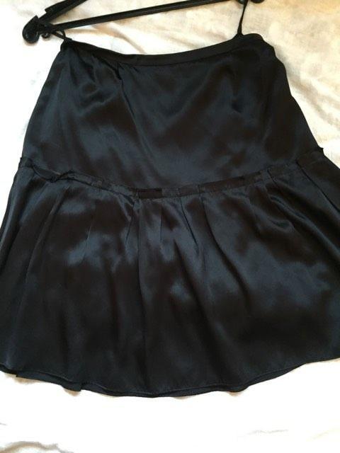 ADOREsilk100%スカート新品同様  < ブランドの
