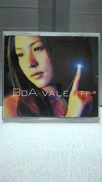 BoA VALENTI  [CD+DVD]