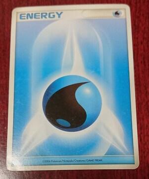 基本みずエネルギー 基本とうエネルギー 2006 ポケモンカード