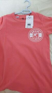 ベビードール BABY DOLL Tシャツ 新品 140 ピンク系