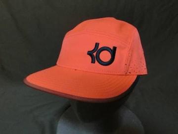 本場USA購入 Nike社製【KD】Kevin Durant ロゴ刺繍入り軽量CAP