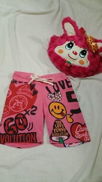 LOVERevolution☆90ハーフパンツ☆送込み  < ブランドの