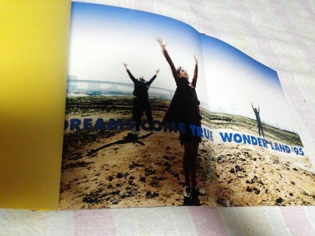 ドリカム ワンダーランド'95ガイドブック♪ < タレントグッズの