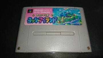 SFC スーパーマリオ ヨッシーアイランド / スーパーファミコン