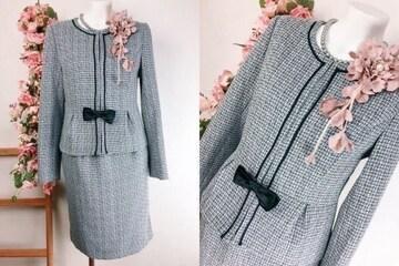 H8★19号 ジャケット スカート 2点セット セレモニースーツ