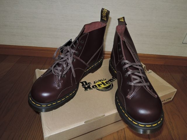 新品uniform experiment×Dr.martin7ホールブーツ29SOPHNET.  < ブランドの