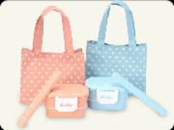 INGNIノベルティランチBOX保冷bag付き