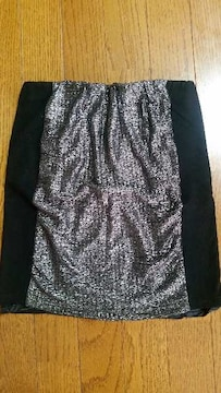 MURUAメタリックスカート