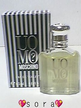【モスキーノ/MOSCHINO】ウォモ