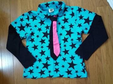 男児◆長袖ポロシャツ(o^O^o)