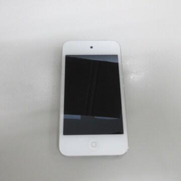 Apple iPod touch 32GB 第4世代 動作確認済(識t4-155-32)