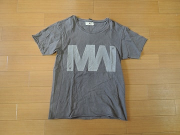 M エム × wjk カットソー XS ダブルジェイケイ Tシャツ TMT