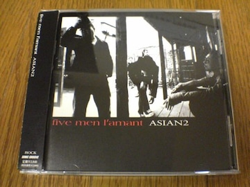 ASIAN2 CD five men l'amant