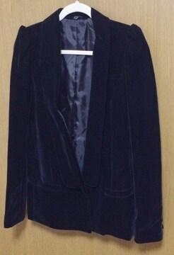 M】�@スライベロア ジャケット サイズ2 黒