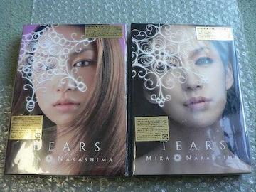 中島美嘉/ベスト【DEARS/TEARS】初回盤(4CD+2DVD)2枚set/新品