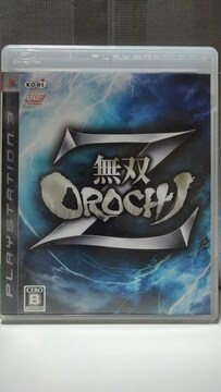 PS3 無双OROCHI Z