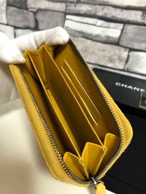 【正規品】超美品 CHANEL ボーイシャネル ウォレット 財布 < ブランドの