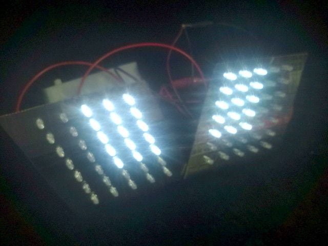 20セルシオ前期 LED埋め込み加工コーナーポジションウインカー US仕様 < 自動車/バイク