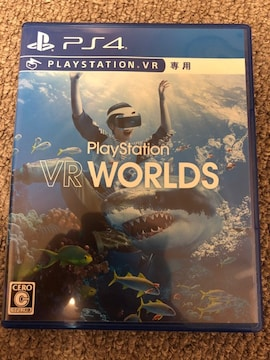 PlayStation VR WORLD PS4 プレイステーションVRワールド