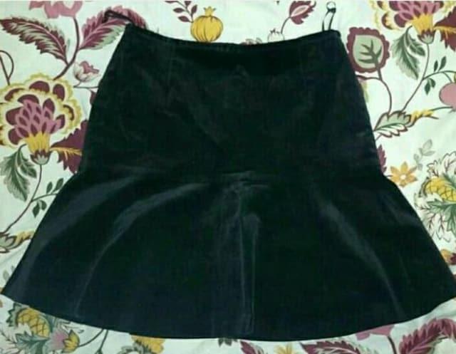 新品同様◆Joiasジョイアス◆高級感ベルベット素材スカート 光沢 < ブランドの