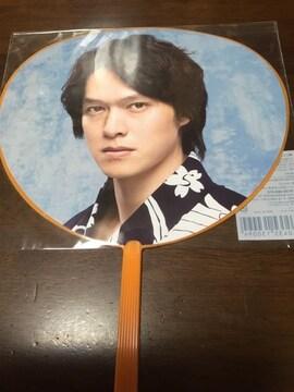 関ジャニ∞セブンミニうちわ★丸山隆平
