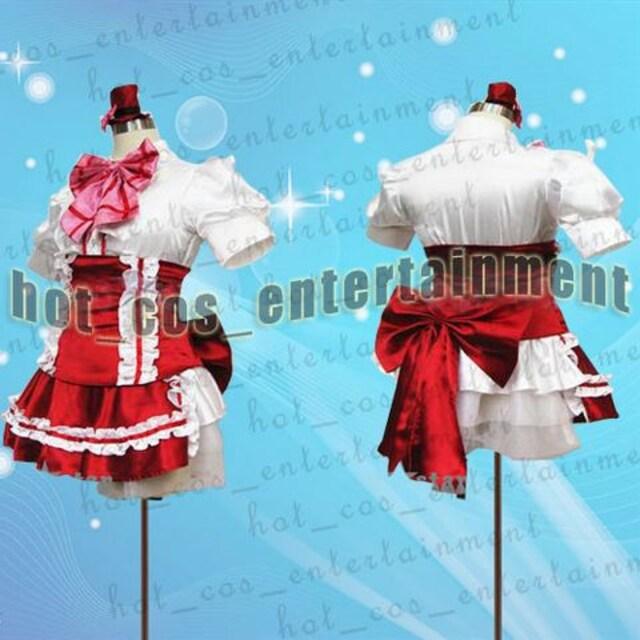 マクロスF 双子星座礼服 ランカ・リー風  < 女性ファッションの