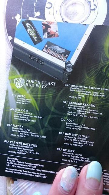 CD NORTH COAST BADBOYS アルバムCD < CD/DVD/ビデオの