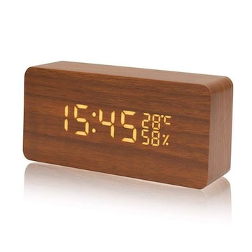 置き時計デジタル時計 大音量 目覚まし