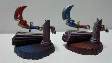 ドラゴンクエスト モンスターズギャラリー3 ひとくいサーベル&ブラッドソード