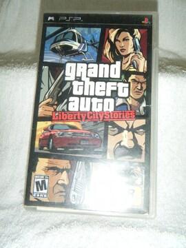 Grand Theft Auto Liberty City Stories(PSP用英語版)