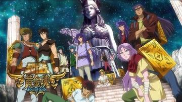 黄金聖闘士12人全員の私服姿の生写真(聖闘士星矢)