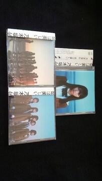 乃木坂46 命は美しい TYPE-A+B+C 3枚セット DVD 生写真 即決