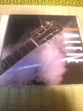 CD:ALFIE(アルフィー)GREENHORN(1974-1975)