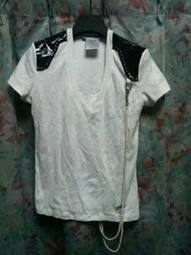 クリスチャンディオールdiorTシャツエナメル38