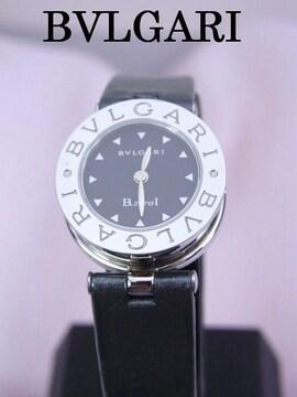 ブルガリ ビーゼロワン クォーツ時計 BZ22BSL 送無 2013年購入★dot