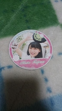 AKB48小嶋真子カフェコースター